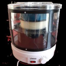 filament dryer tool sechoir dehydrator filament livoo dom202 dagoma club dagoma dryer