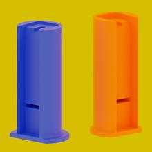 filament holder flying bear ghost 5 remix fbg5 filament holder filament spool holder flyingbear 3d_printing