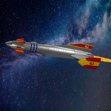 Feuerball xl5 Rakete Feuerball xl5 gerry anderson Rakete Platz Schiff