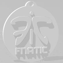 fnatic llavero varios fnatic equipo llavero csgo counter strike la liga de leyendas lol dota 2 dota rainbow six siege r6s la fifa pubg profesional esports de los videojuegos
