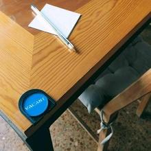 Bedava meşgul işaretleyici coworking masa kullanım gösterge işaretleyici tersine çevrilebilir