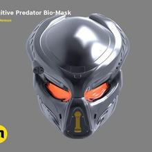 fugitive predator bio-mask various toy  space predator movie mckenna mask laser kid fugitive film cosplay black biomask 2018