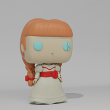 funko pop - annabelle gadget annabelle spell spell conjuring conspiracy anabel doll funko funko pop terror toy collection scary