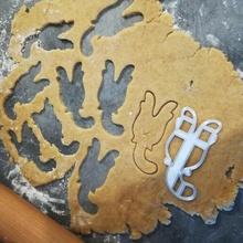 gracioso cat cookie cortador gato comida soporte animal Cocinando casa pastel Galleta