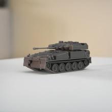 fv107 scimitarra luce serbatoio gadget serbatoio militare modellino in scala aereo giocattolo wargaming miniatura veicolo