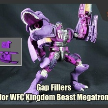 brecha rellenos transformadores wfc Reino megatron transformadores wfc Reino megatron
