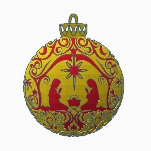 gc christmas ornaments ar