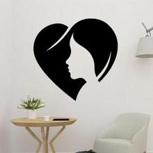 fille foyer 2d art décoration fille Accueil maison décor art fille cœur l'amour in l'amour embrassé chéri romantique 2d l'amour art chéri cœur fille chéri romantique 2d