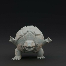 golem- pre-supported pokemon pokemon collectible model toy digimon anime collectable
