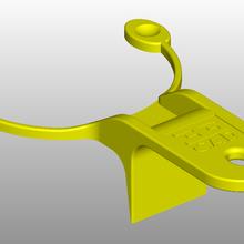 grip tray handle tray art tray impression tray pei handle grip impression tray holder holder