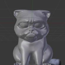grumpy cat art toys toy animal grumpy grumpy cat cat