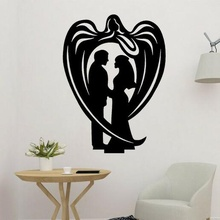 Gardien ange décoration décoration ange Accueil maison décor art couple cœur ange cœur l'amour in l'amour Gardien couple ange romantique 2d l'amour art décoration sortir ensemble chéri