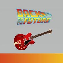 guitar back future various return future back future delorean guitar guitar back future martin back future back future martin