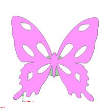 hair butterfly icon fashion decor hair butterfly icon icon butterfly scrunchy icon butterfly