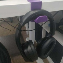 Kopfhörer Haken Schreibtisch Schreibtisch montieren Schreibtisch montiert Kopfhörer Haken Organisation