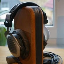 Kopfhörer Stand Kopfhörer Stand Kopfhörer Musik Audio funktional Technik Büro Versammlung Schreibtisch Dekoration Hybrid