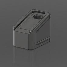 heel glock loader tool glock glock17 charger loading heel glock charger heel glock charger glock accessory