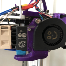 hemera parts fan ducts spun block tool e3d e3d hemera hemera hemera 5015 hemera fan 3d printer parts