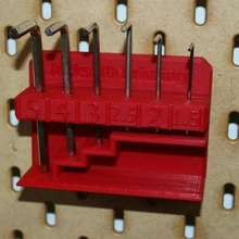 hex wrench holder ikea skadis hex hex-wrench hex-wrench-holder hex wrench hex wrench holder ikea ikea skadis pegboard pegboard hook peg board skadis tool holder 3d_printer_accessories