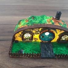 hobbit house hobbit the hobbit hobbit hours art toys toy bilbo baggins yüzüklerin efendisi the