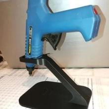 hot glue gun stand tool hot glue gun holder stand hot glue hot glue gun stand