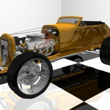 hot rod classic car art hot rod classic car model rc parts hotrod model project cool rat rod sports 40's 30's 50's 60's 1930's 1940's 1950's engine 350 ford chevy