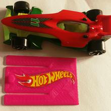 hotwheel track seperator tool hotwheels hotwheel track tool toys 3d printing