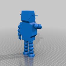 Mizah bot 50 futurama fusion360 futurama autodesk futurama robot Humorbot Mizah bot 50 robot model_robots