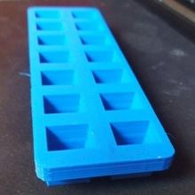 ice-cube tray bac gla ice ice cube ice-cube tray ice cube tray sla resin anet wine