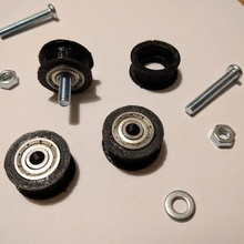 idler pulley 624 bearing gt2 belt tool 624 624zz 624 bearing gt2 gt2 belt gt2 belt pulley gt2 pulley idler idler pulley pulley 3d printer parts