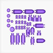 infinity Handschuh part2 gadget thanos infinity gauntlet thanos gauntlet