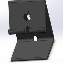 iphone supporter téléphone iphone Pomme iphone supporter accessoires technologie gadget