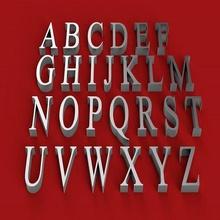 iskoola font uppercase 3d letters stl file various write fusion360 homemade hobby sign 3dlettering lettering gadget decorations language type words fonts font text 3dmodel 3dprint letters 3dletters alphabet