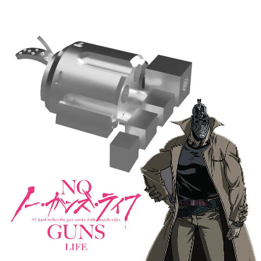 j z inui's revolver hand