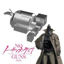 j z inui's revolver hand no guns life series game anime prop cosplay j z inui cosplay no guns life cosplay no guns life j z inui