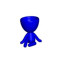 jarr maceta Roberto 01 vaso vaso fiori Roberto 01 2hdeco decoracion arte hogar oficina casa habitación Roberto robertplant roberto Roberto planta rober pianta pianta vaso maceta