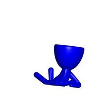jarr maceta Roberto 02 vaso vaso fiori Roberto 02 2hdeco decoracion arte hogar oficina casa habitación Roberto robertplant roberto Roberto planta rober pianta pianta vaso maceta