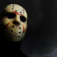 Jason voorhees maschera maschera Jason voorhees maschera giocattoli arte giocattolo matematica arte cosplay terrore Halloween mortale kombat mk11 mk