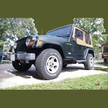 jeep wrangler tj 3 d 3d stampabile jeep wrangler 3 d 3d stampabile filamento fdm resina prusa mini prusament pla scala modello modello Ferrovia veicolo 4x4 spento