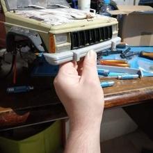 jepp comanche cherokee bumpers 1 10 various rc rc car jeep comanche cherokee 1 10 scale crawler axial vaterra capo traxxas mst chipmunk bumpers shocks bumper