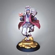 Jiraiya digital3d 3dprinting fanart koleksiyon modelling3d stl Yazdır Naruto anime kol