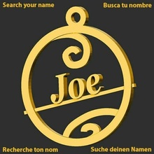 Joe Navidad ornamento Navidad árbol estrella pelota Navidad alegre Christbaumschmuck santo santo claustro mérito Navidad Navidad pelota Joe