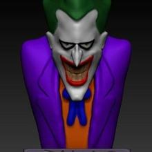 joker-guason art art joker eroe dc il busto giocattolo carattere