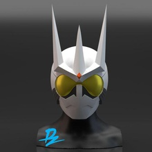 kamen rider eternal art cosplay 3dprinting mask eternal tokusatsu kamen rider eternal kamen rider