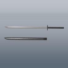 Katana samuray silah Katana kılıç Japonya Shinobi ninja
