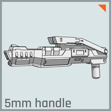 kaz-12 transformers weapon 5mm post game 5mm gun weapon transformers