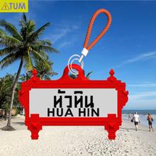 keychain hua hin tum@cults hua hin gift fashion keychain