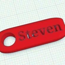 portachiavi Steven viaggio portachiavi
