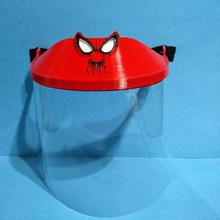 los niños de spiderman la máscara de la cara de la diadema casa casa covi 19 la máscara facial de los niños kid coronavirus de spiderman spider-man