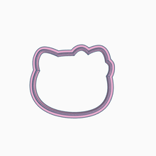 kitty cookie cutter hello kitty kitty hello kitty cookie cutter kitty cookie cutter cookies cookie cutters cutters moulds